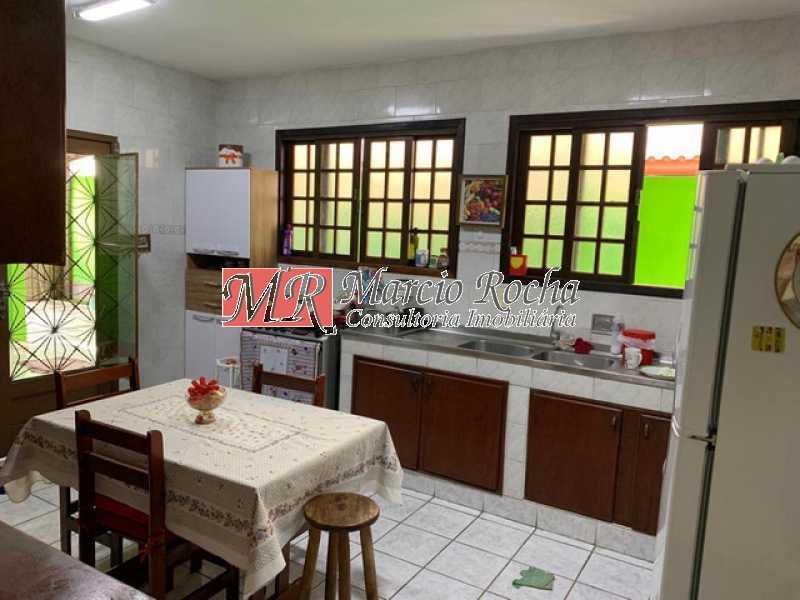 543146482737321 - Taquara ALUGO casa Linear 3 quartos, varanda, terraço - VLCN30048 - 7