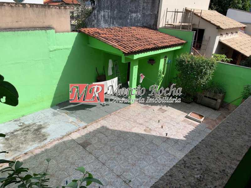 546117482646264 - Taquara ALUGO casa Linear 3 quartos, varanda, terraço - VLCN30048 - 11