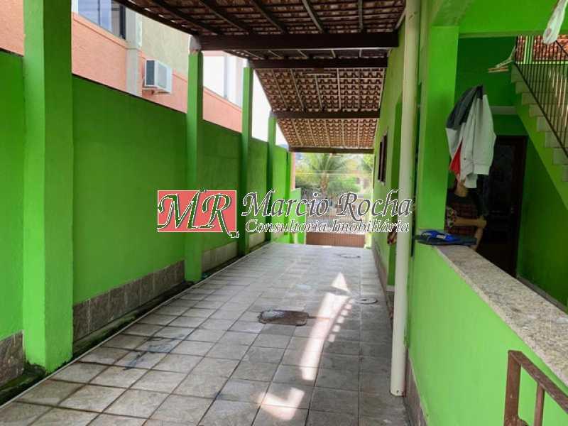 547175720081741 - Taquara ALUGO casa Linear 3 quartos, varanda, terraço - VLCN30048 - 12