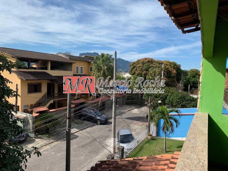 548123005832249 - Taquara ALUGO casa Linear 3 quartos, varanda, terraço - VLCN30048 - 13