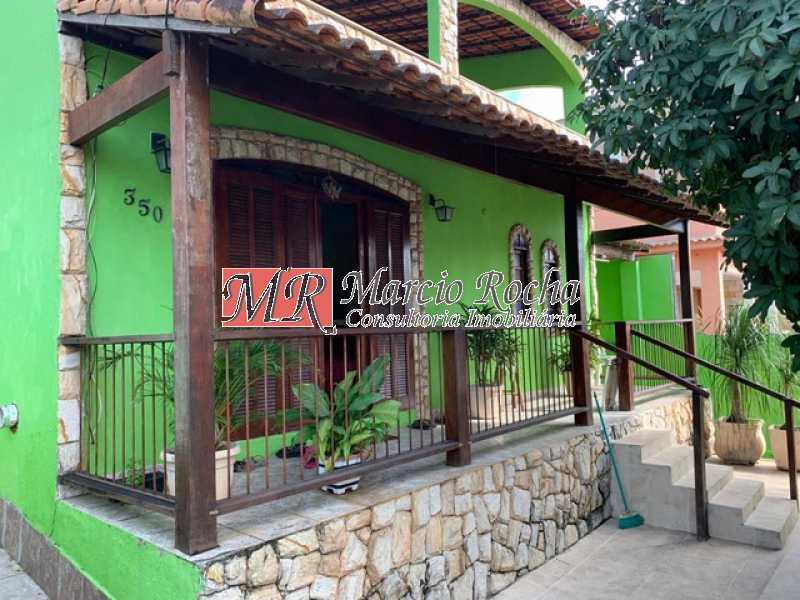 549132722179884 - Taquara ALUGO casa Linear 3 quartos, varanda, terraço - VLCN30048 - 3
