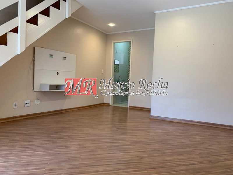 WhatsApp Image 2021-03-24 at 2 - Casa em Condomínio 2 quartos para venda e aluguel Pechincha, Rio de Janeiro - R$ 380.000 - VLCN20045 - 1