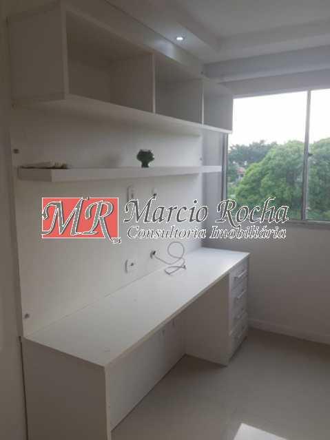 132194265110124 - Sulacap Ap 3 quartos, 2 suites, varanda, piscina - VLAP30136 - 6