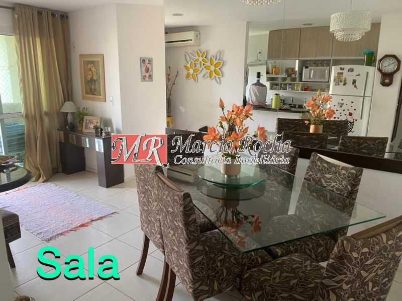 WhatsApp Image 2021-04-14 at 1 - Apartamento 3 quartos à venda Recreio dos Bandeirantes, Rio de Janeiro - R$ 310.000 - VLAP30137 - 3