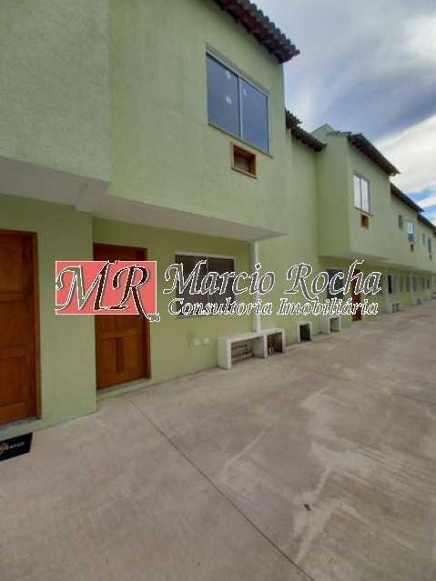 438166872900078 - Valqueire ALUGO casa 1a locação, 2 quartos, 2 banheiros - VLCN20046 - 1