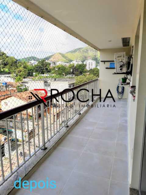 Varandão - Apartamento 2 quartos à venda Praça Seca, Rio de Janeiro - R$ 290.000 - VLAP20354 - 10