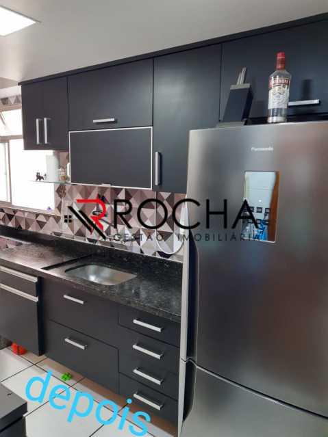 Cozinha planejada - Apartamento 2 quartos à venda Praça Seca, Rio de Janeiro - R$ 290.000 - VLAP20354 - 11