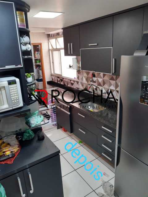 Cozinha 2 - Apartamento 2 quartos à venda Praça Seca, Rio de Janeiro - R$ 290.000 - VLAP20354 - 12