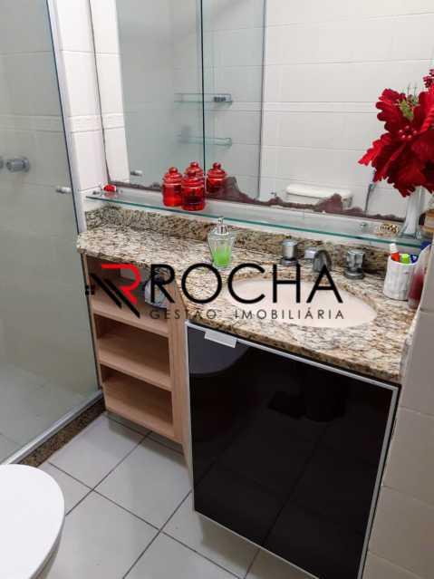 Banheiro social 3 - Apartamento 2 quartos à venda Praça Seca, Rio de Janeiro - R$ 290.000 - VLAP20354 - 8