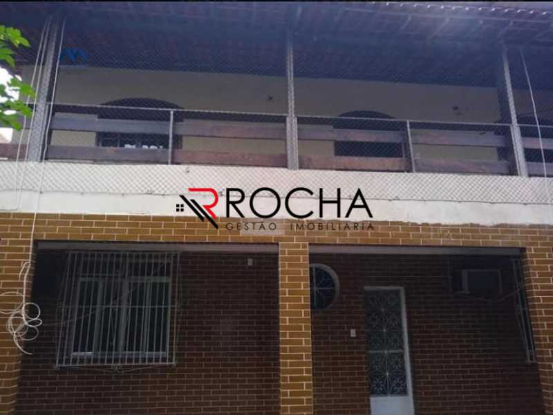 Fachada interna  - Casa 2 quartos à venda Turiaçu, Rio de Janeiro - R$ 420.000 - VLCA20031 - 1