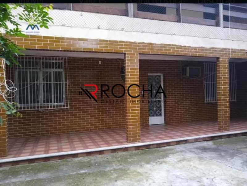 Varanda casa 1 - Casa 2 quartos à venda Turiaçu, Rio de Janeiro - R$ 420.000 - VLCA20031 - 3
