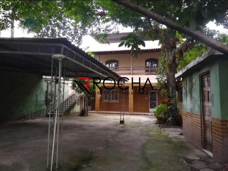 Quintal - Casa 2 quartos à venda Turiaçu, Rio de Janeiro - R$ 420.000 - VLCA20031 - 4