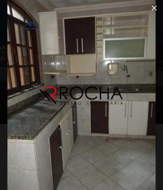 Cozinha casa 2 - Casa 2 quartos à venda Turiaçu, Rio de Janeiro - R$ 420.000 - VLCA20031 - 6