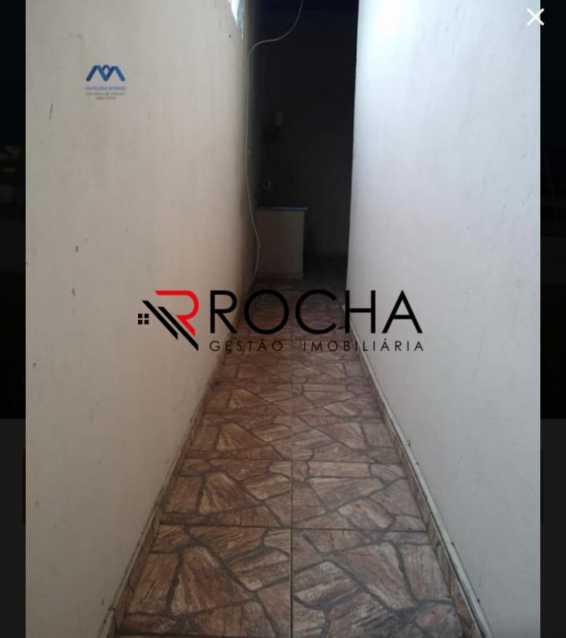 Corredor - Casa 2 quartos à venda Turiaçu, Rio de Janeiro - R$ 420.000 - VLCA20031 - 8