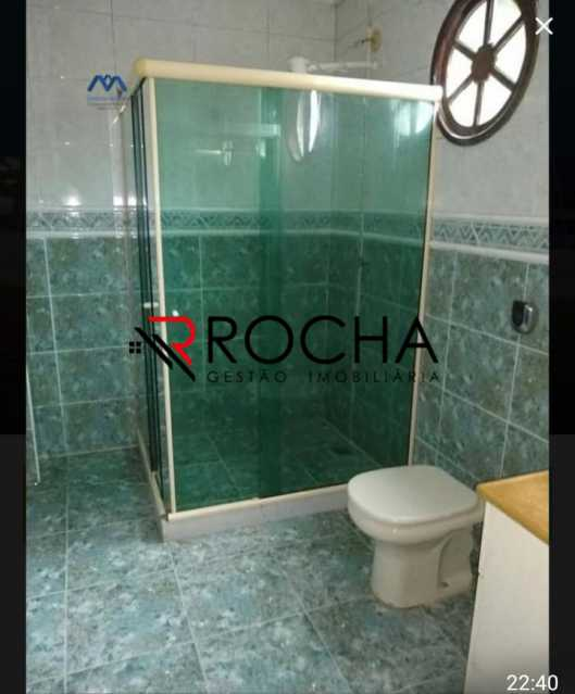 Banheiro casa 2 - Casa 2 quartos à venda Turiaçu, Rio de Janeiro - R$ 420.000 - VLCA20031 - 11