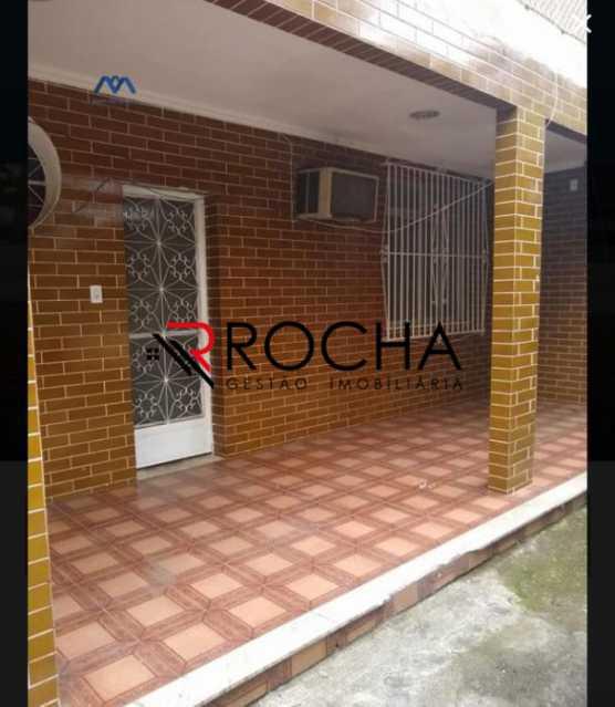 Varanda casa 1 - Casa 2 quartos à venda Turiaçu, Rio de Janeiro - R$ 420.000 - VLCA20031 - 14