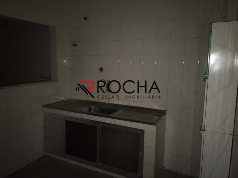 Cozinha casa 1 - Casa 2 quartos à venda Turiaçu, Rio de Janeiro - R$ 420.000 - VLCA20031 - 20