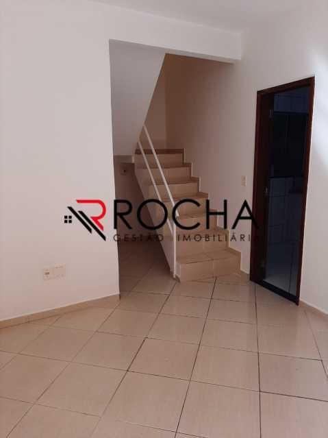 Sala - Casa em Condomínio 2 quartos à venda Vila Valqueire, Rio de Janeiro - R$ 220.000 - VLCN20048 - 3