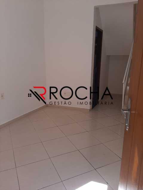 Sala 2 - Casa em Condomínio 2 quartos à venda Vila Valqueire, Rio de Janeiro - R$ 220.000 - VLCN20048 - 4