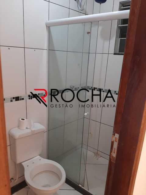 Banheiro - Casa em Condomínio 2 quartos à venda Vila Valqueire, Rio de Janeiro - R$ 220.000 - VLCN20048 - 6