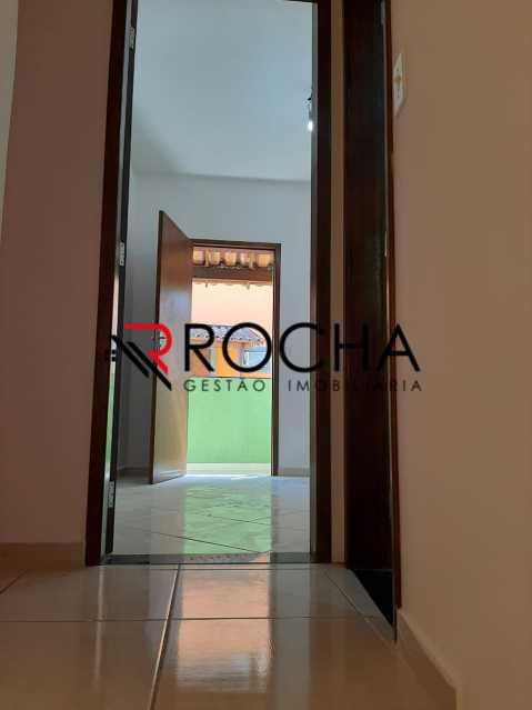 Corredor - Casa em Condomínio 2 quartos à venda Vila Valqueire, Rio de Janeiro - R$ 220.000 - VLCN20048 - 5