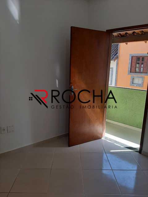 Quarto 1 - Casa em Condomínio 2 quartos à venda Vila Valqueire, Rio de Janeiro - R$ 220.000 - VLCN20048 - 10