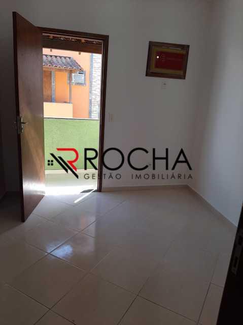 Quarto 1 - Casa em Condomínio 2 quartos à venda Vila Valqueire, Rio de Janeiro - R$ 220.000 - VLCN20048 - 11