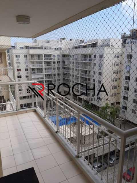303158154454333 - Valqueire Cobertura 3 quartos, suite, varanda, infra - VLCO30028 - 5