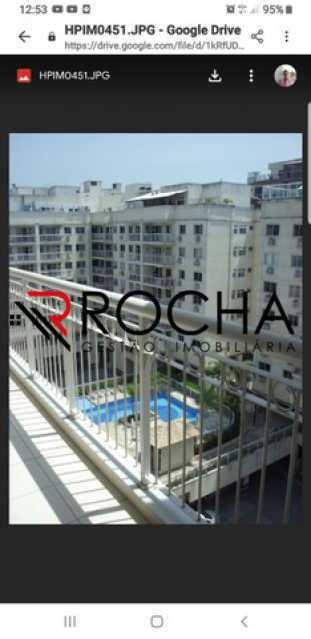 306132870024290 - Valqueire Cobertura 3 quartos, suite, varanda, infra - VLCO30028 - 11