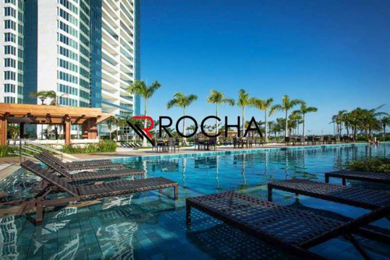 230861 - Apartamento com Área Privativa 5 quartos à venda Barra da Tijuca, Rio de Janeiro - R$ 5.641.782 - VLAA50001 - 9