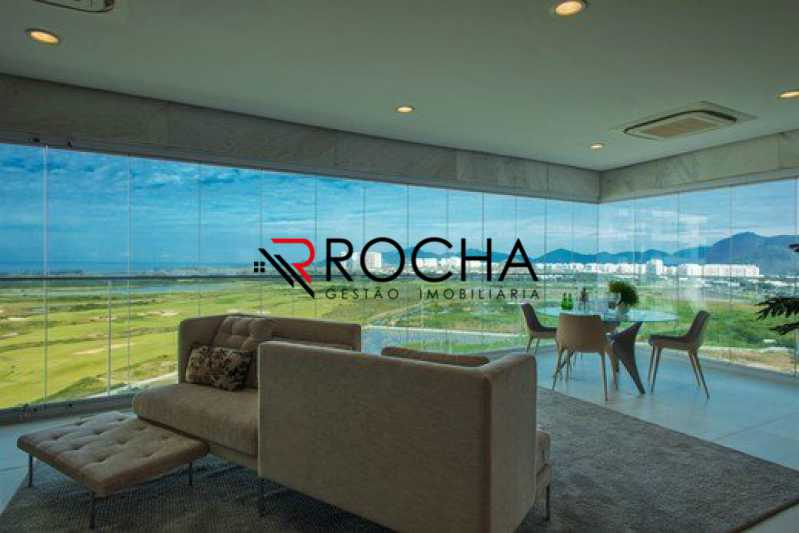 230835 - Apartamento com Área Privativa 5 quartos à venda Barra da Tijuca, Rio de Janeiro - R$ 5.641.782 - VLAA50001 - 16