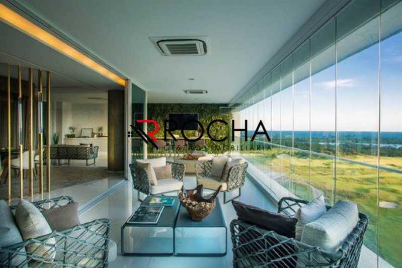 230834 - Apartamento com Área Privativa 5 quartos à venda Barra da Tijuca, Rio de Janeiro - R$ 5.641.782 - VLAA50001 - 17