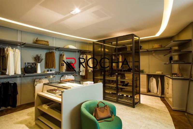 230833 - Apartamento com Área Privativa 5 quartos à venda Barra da Tijuca, Rio de Janeiro - R$ 5.641.782 - VLAA50001 - 18