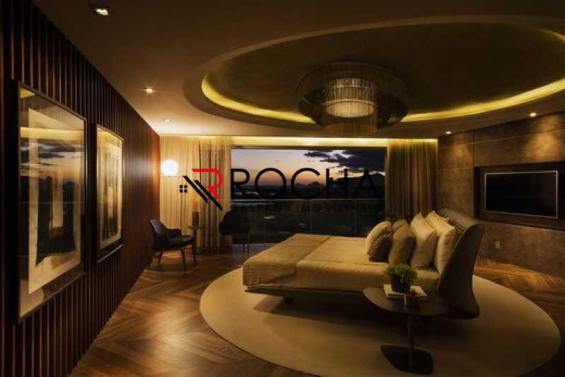 230826 - Apartamento com Área Privativa 5 quartos à venda Barra da Tijuca, Rio de Janeiro - R$ 5.641.782 - VLAA50001 - 24