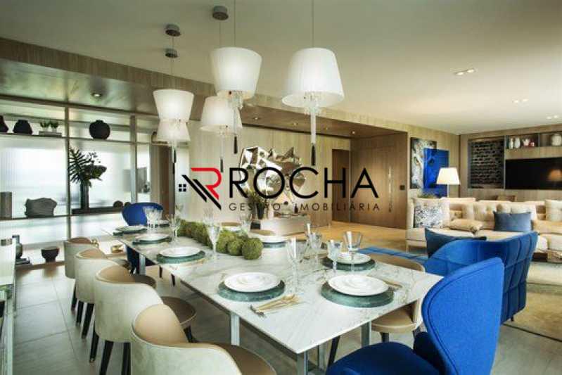 230817 - Apartamento com Área Privativa 5 quartos à venda Barra da Tijuca, Rio de Janeiro - R$ 5.641.782 - VLAA50001 - 29