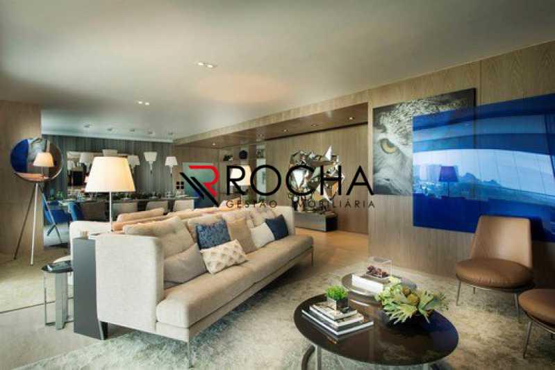 230816 - Apartamento com Área Privativa 5 quartos à venda Barra da Tijuca, Rio de Janeiro - R$ 5.641.782 - VLAA50001 - 30