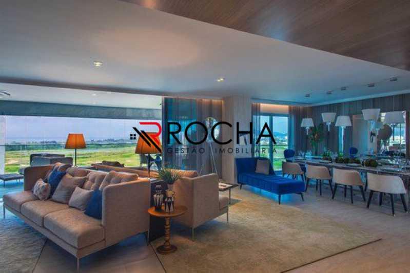 230815 - Apartamento com Área Privativa 5 quartos à venda Barra da Tijuca, Rio de Janeiro - R$ 5.641.782 - VLAA50001 - 31