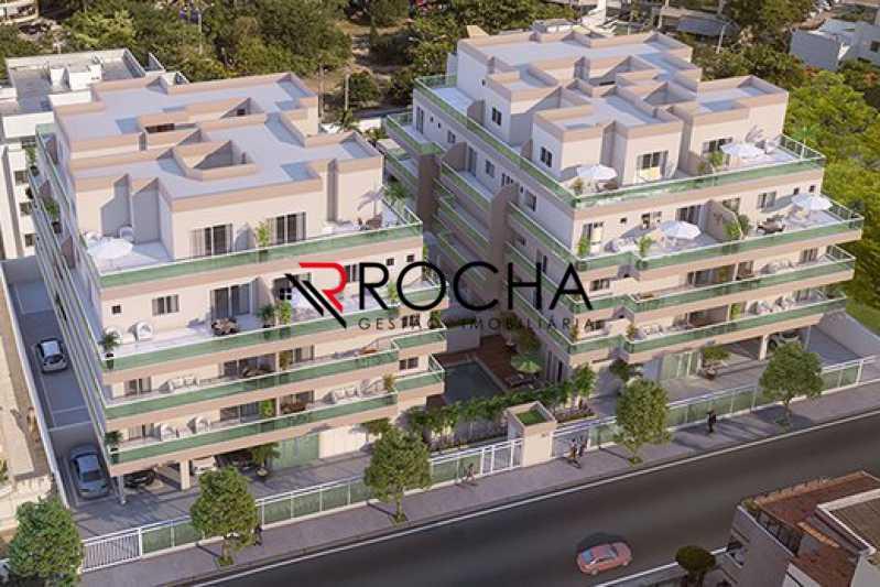 699483 - Apartamento 8 quartos à venda Recreio dos Bandeirantes, Rio de Janeiro - R$ 714.000 - VLAP80001 - 1