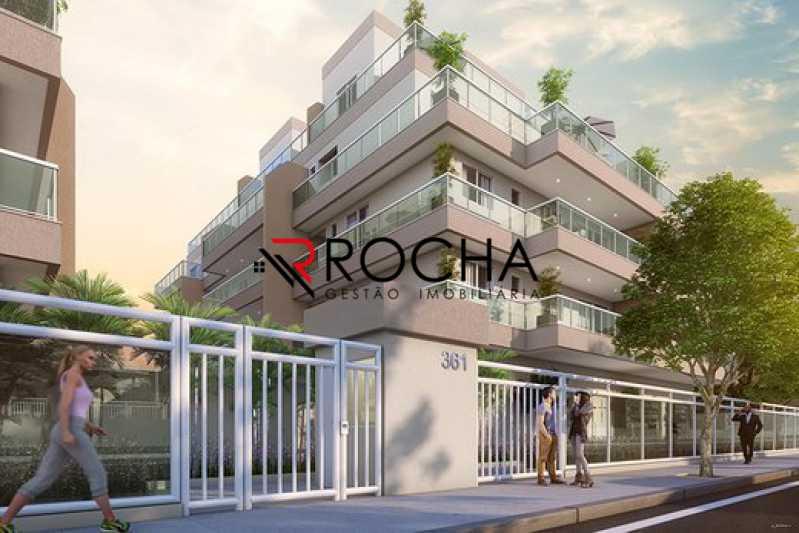 699482 - Apartamento 8 quartos à venda Recreio dos Bandeirantes, Rio de Janeiro - R$ 714.000 - VLAP80001 - 3