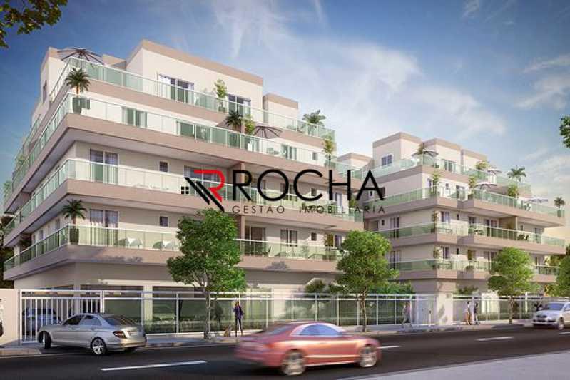699481 - Apartamento 8 quartos à venda Recreio dos Bandeirantes, Rio de Janeiro - R$ 714.000 - VLAP80001 - 4