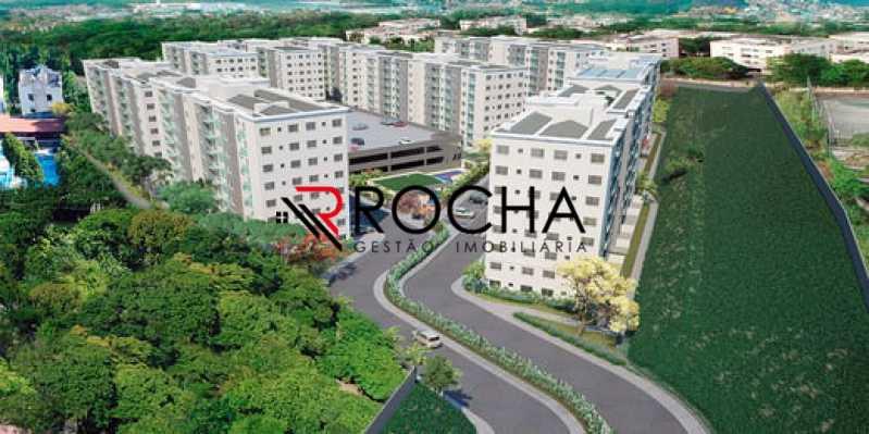 671010 - Apartamento 3 quartos à venda Pechincha, Rio de Janeiro - R$ 206.569 - VLAP30146 - 1