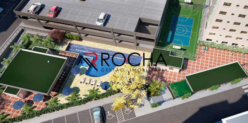671004 - Apartamento 3 quartos à venda Pechincha, Rio de Janeiro - R$ 206.569 - VLAP30146 - 3
