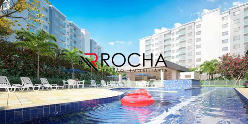 671001 - Apartamento 3 quartos à venda Pechincha, Rio de Janeiro - R$ 206.569 - VLAP30146 - 4