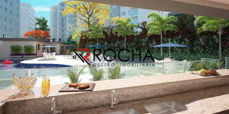 670991 - Apartamento 3 quartos à venda Pechincha, Rio de Janeiro - R$ 206.569 - VLAP30146 - 5