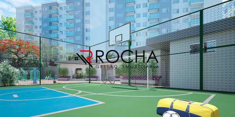670983 - Apartamento 3 quartos à venda Pechincha, Rio de Janeiro - R$ 206.569 - VLAP30146 - 9
