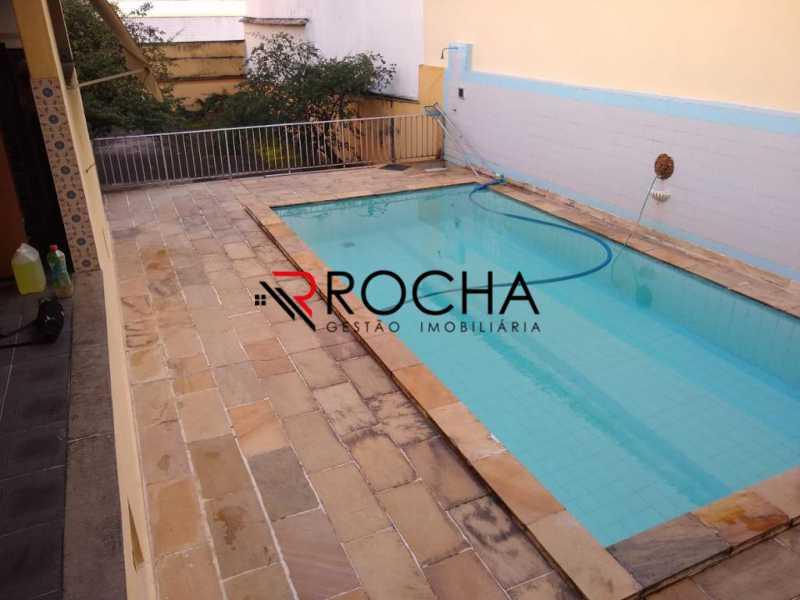 Piscina - Casa 5 quartos à venda Vila Valqueire, Rio de Janeiro - R$ 1.470.000 - VLCA50002 - 3