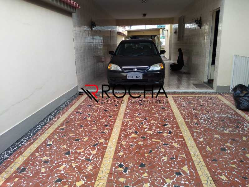 Garagem/Quintal - Casa 5 quartos à venda Vila Valqueire, Rio de Janeiro - R$ 1.470.000 - VLCA50002 - 10