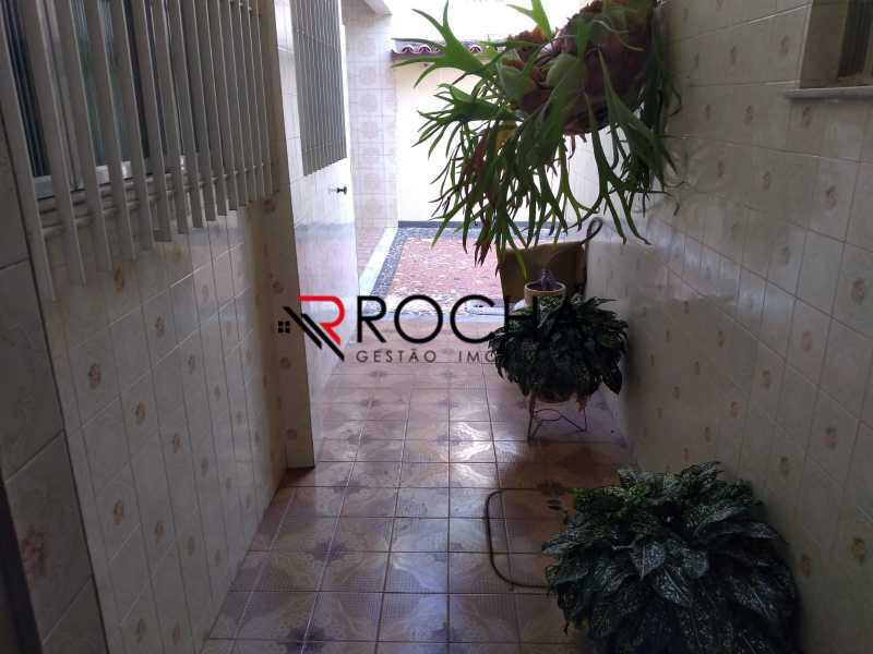 Corredor - Casa 5 quartos à venda Vila Valqueire, Rio de Janeiro - R$ 1.470.000 - VLCA50002 - 17