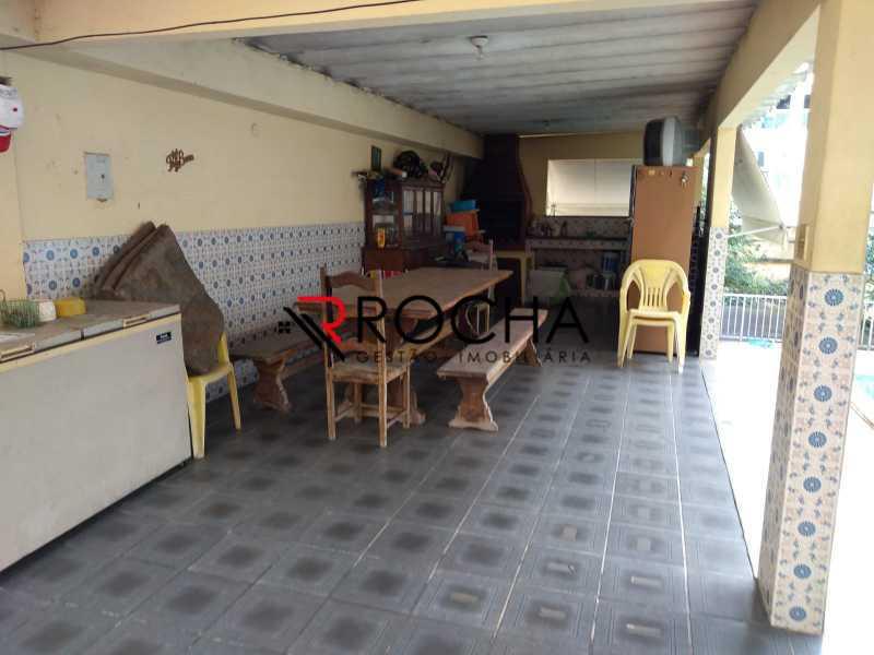 Área de lazer externa - Casa 5 quartos à venda Vila Valqueire, Rio de Janeiro - R$ 1.470.000 - VLCA50002 - 28