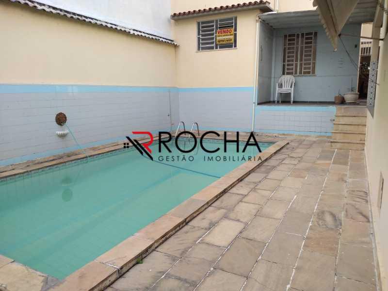 Piscina - Casa 5 quartos à venda Vila Valqueire, Rio de Janeiro - R$ 1.470.000 - VLCA50002 - 30